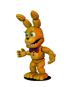 Spring bonnie fnaf world wikia fandom powered by wikia