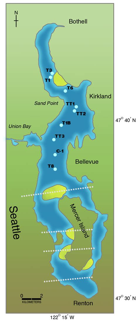 seattle fault map living with earthquakes in the pacific northwest