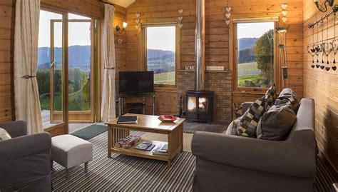 Pine Lodges With Tubs pine lodges with tubs in scotland for two