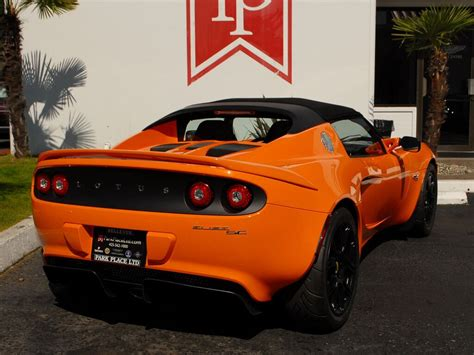 manual cars for sale 2011 lotus elise electronic toll collection 2011 lotus elise supercharged in chrome orange rare cars for sale blograre cars for sale blog