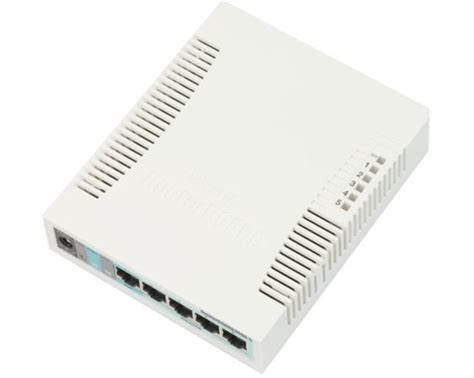 Mikrotik Rb260gs Switch Gigabit 5 Port Sfp Port Swos switch r 233 seau manageable 5 ports 10 100 1000 1 port sfp