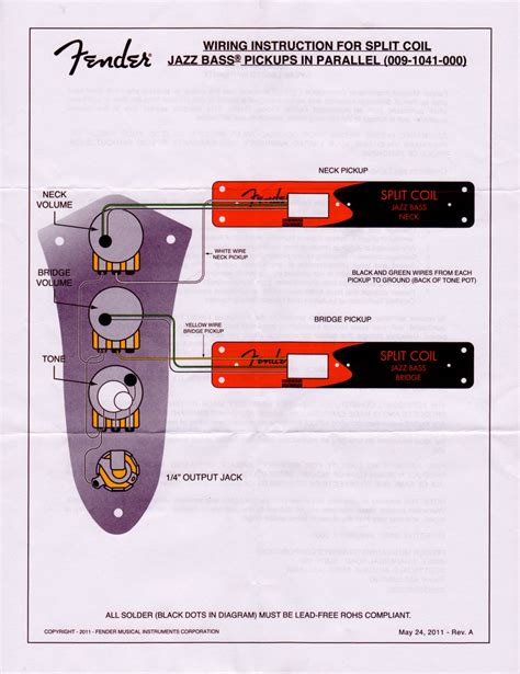 fender 55 split coil wiring diagram