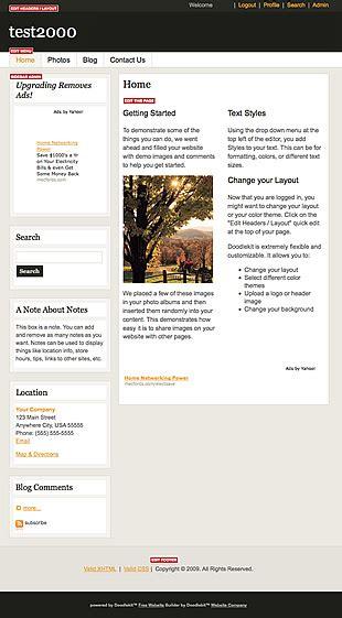doodlekit login creare un sito web gratis senza conoscere l html guida a