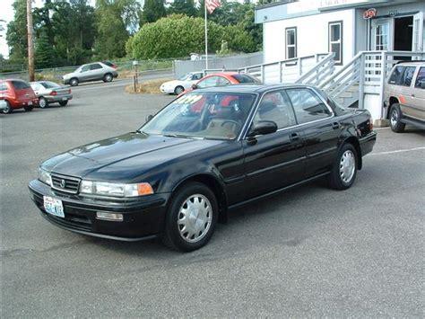 1993 acura vigor blue 200 interior and exterior images