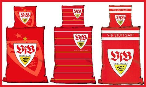 Vfb Decke by Bettw 228 Sche Stuttgart My