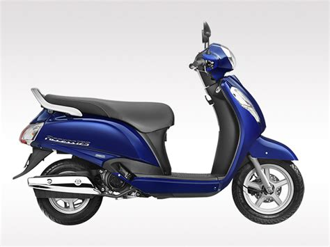 Suzuki Acces 2016 Suzuki Access 125 Launched Priced Rs 53 887 Gets