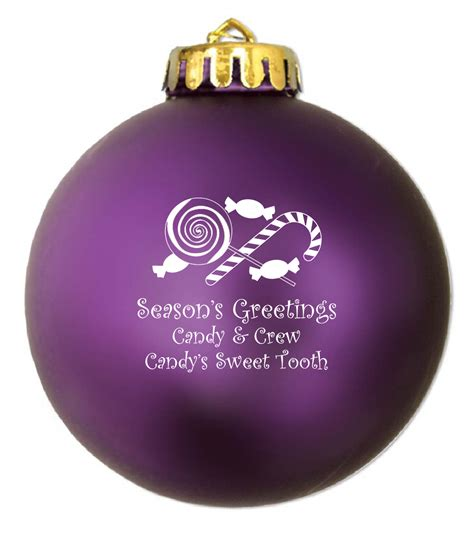 office holiday party gift ornament