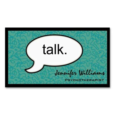 psychotherapist business card templates 231 best images about psychology business card templates