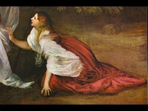 imagenes de jesucristo y maria magdalena el evangelio de maria magdalena youtube