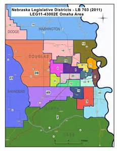 districts map legislative district map nebraska council of school