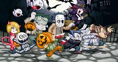 imagenes de halloween vector paquetes de vectores para halloween kabytes
