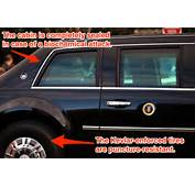 There Is No Car Like The US Presidents Armoured Limo  Aka
