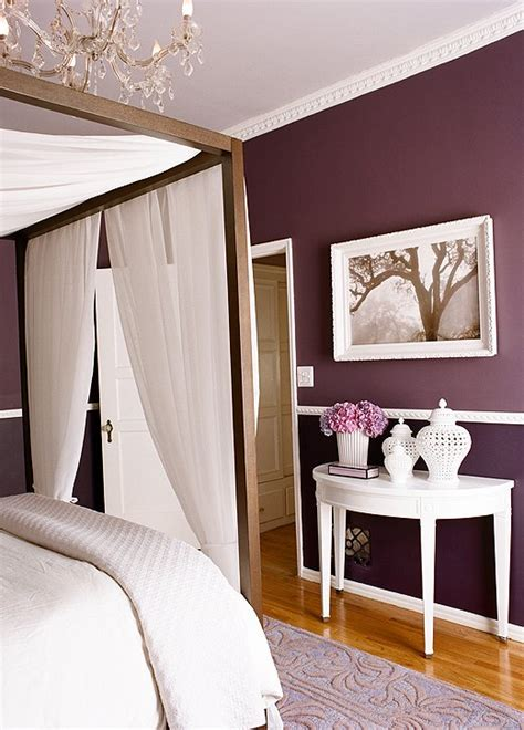 gorgeous ideas for purple rooms one