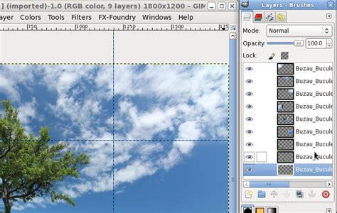 gimp making a grid nicu s how to custom grids with gimp