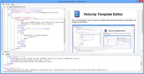 velocity templates posts
