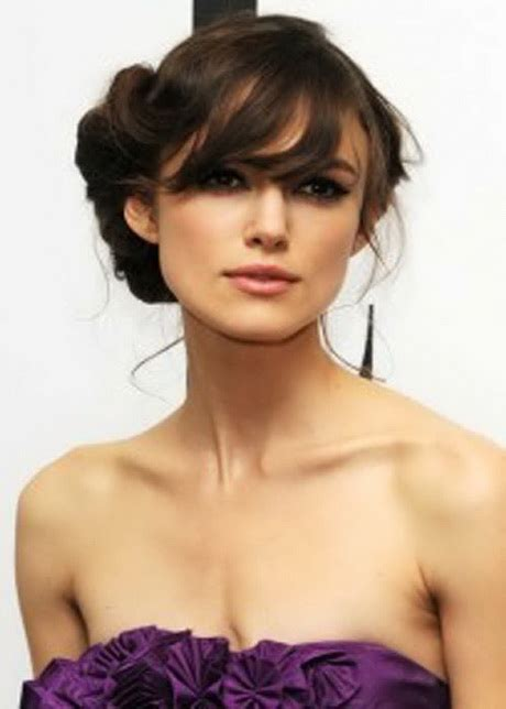 hairstyles bangs up up hairstyles with bangs