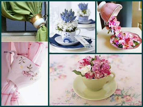 Diy Spring Home Decor by Diy Recycled Old Tea Cups Ideas Teacup Crafts Ideas Youtube
