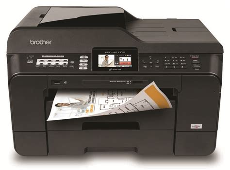 Printer A3 Mfc J6710dw mfcj6710dw business inkjet all in one printer with 11 inch x 17 inch duplex