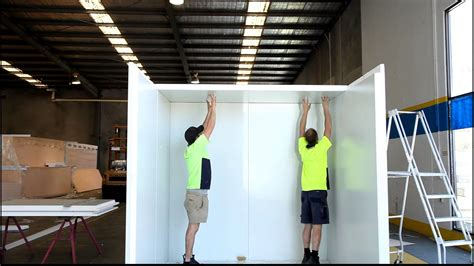 how to make a room colder build your own kit coolroom by burton industries