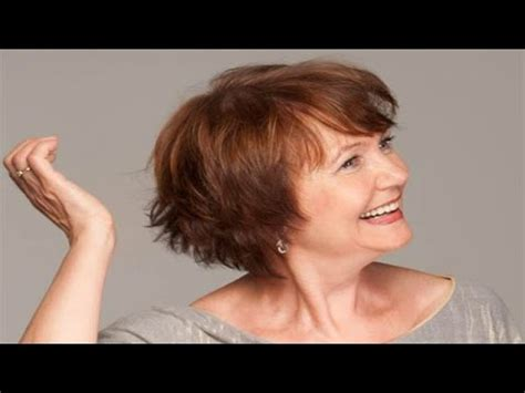 50 60 year old hair styles short hairstyles for older mature women hairstyles for