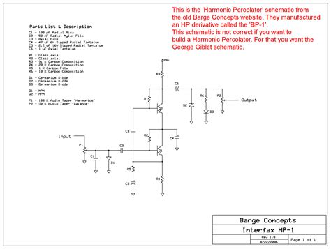 barge concepts harmonic percolator schematic fredric website