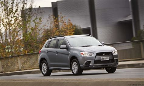 mitsubishi asx 2010 2010 mitsubishi asx 2wd awarded 5 star ancap safety rating