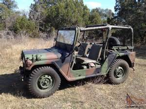 M151a2 Jeep For Sale 1970 Ford M151a2 Mutt
