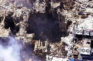 Bathtub Jets Ground Zero September 11 2001 September 11 2011