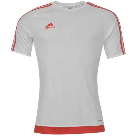 Stripe Sleeved T Shirt adidas mens 3 stripe estro t shirt sleeved top