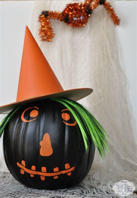 witch pumpkin make your own witch pumpkin my suburban kitchen
