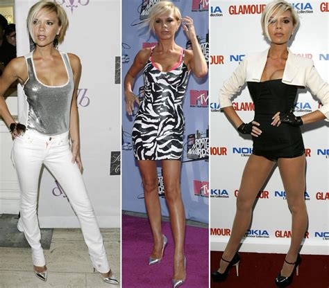 Beckham Tops Blackwells 2007 Worst Dressed List My Fashion by Posh And Winehouse Named As The Worst Dressed