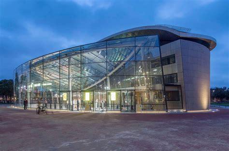 museum amsterdam van gogh van gogh museum in amsterdam gets a new entrance kontaktmag