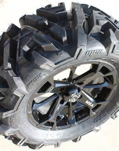 Tires And Rims Kit Efx Motomtc Utv Tire And Wheel Kits Moto Mtc Atv Big