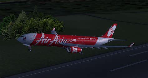 airasia x indonesia firhat s flight simulator blog overland indonesia