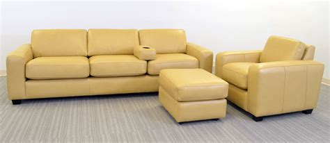 Leather Sofa Company Sofa With Chair Living Room Package Specials American Signature Thesofa