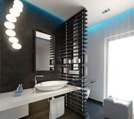 Luxury Powder Room Designs - fancy privacy options for the bathroom