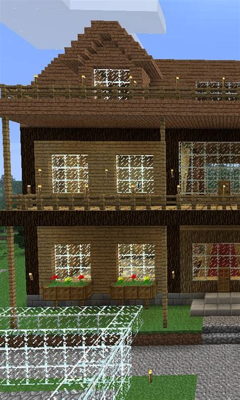 cool house com cool house minecraft building android apps on google play