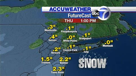 us weather map for wednesday accuweather forecast maps for wednesday s abc7ny