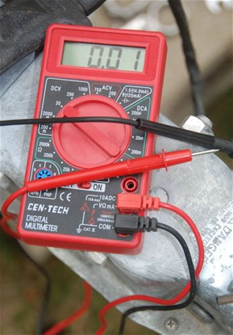 How To Test Wiring Harness With Multimeter Trailer 50