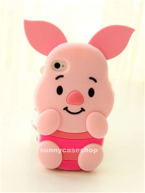 3d Piglet 3d piglet pig silicone rubber cover skin