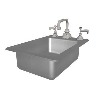 Shallow Kitchen Sink Stainless Steel Sink Rectangle Shallow 3d Model Max Cgtrader