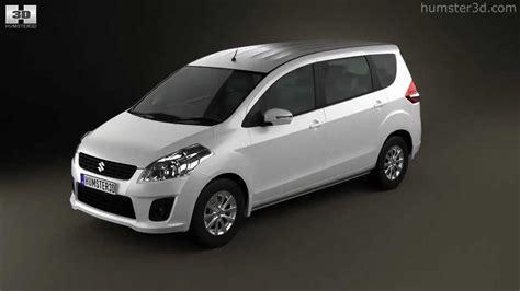 Suzuki Ertiga 2012 suzuki maruti ertiga 2012 by 3d model store humster3d