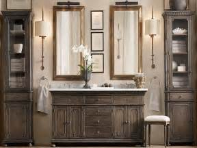 Bathroom Cabinet Hardware Ideas Bathroom Bathroom Vanities Restoration Hardware Bathroom
