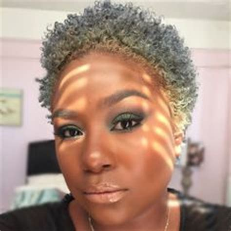 which older pam or twa natural hairstyles with gray hair black women design