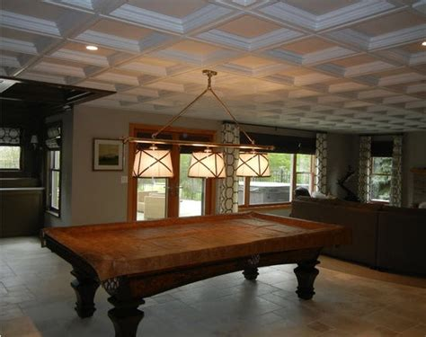 Coffered Drop Ceiling by Coffered Drop Ceiling Armstrong Home Ideas