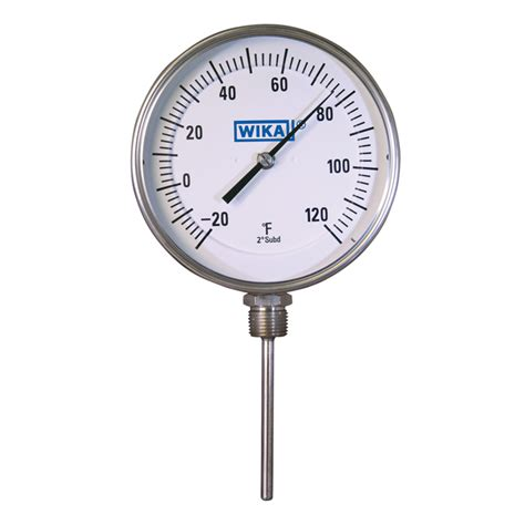 Termometer Bimetal bimetal thermometer ti 54 wika usa