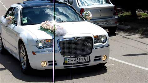 Chrysler 300c Pearl White Pearl White Wedding Chrysler 300c In Sevastopol Part 1