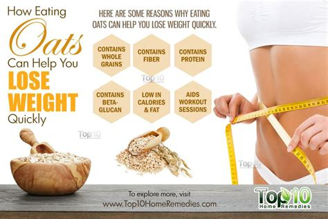 Eat Lose Weight by How Oats Can Help You Lose Weight Quickly Top 10