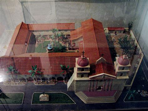 Floor Plan Software For Mac by Santa Barbara Mission Model Flickr Photo Sharing