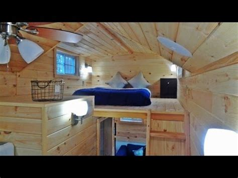 how to make your home high tech high tech tiny house is packed with gadget goodness youtube